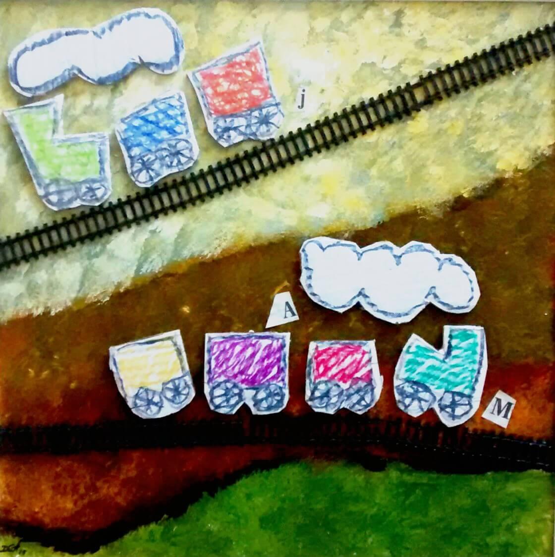 vías_Collage